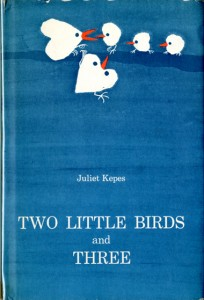 Juliet Kepes Two Little Birds and Three