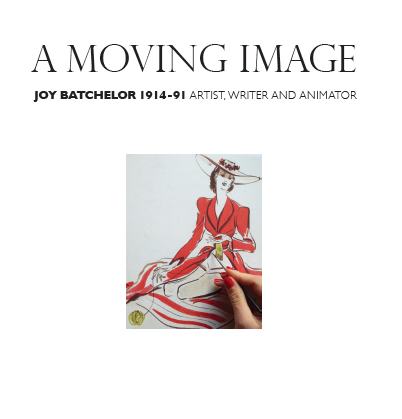 Moving image cover