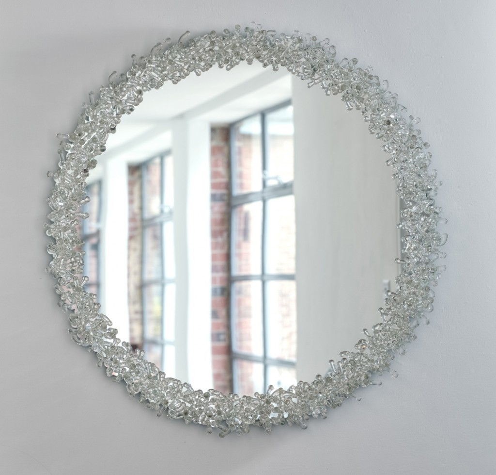 Nick Allen - 'Bobble' mirror c