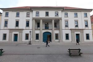 The Kepes Institute, Museum and Cultural Centre (Kepes György Nemzetközi Művészeti Központ)