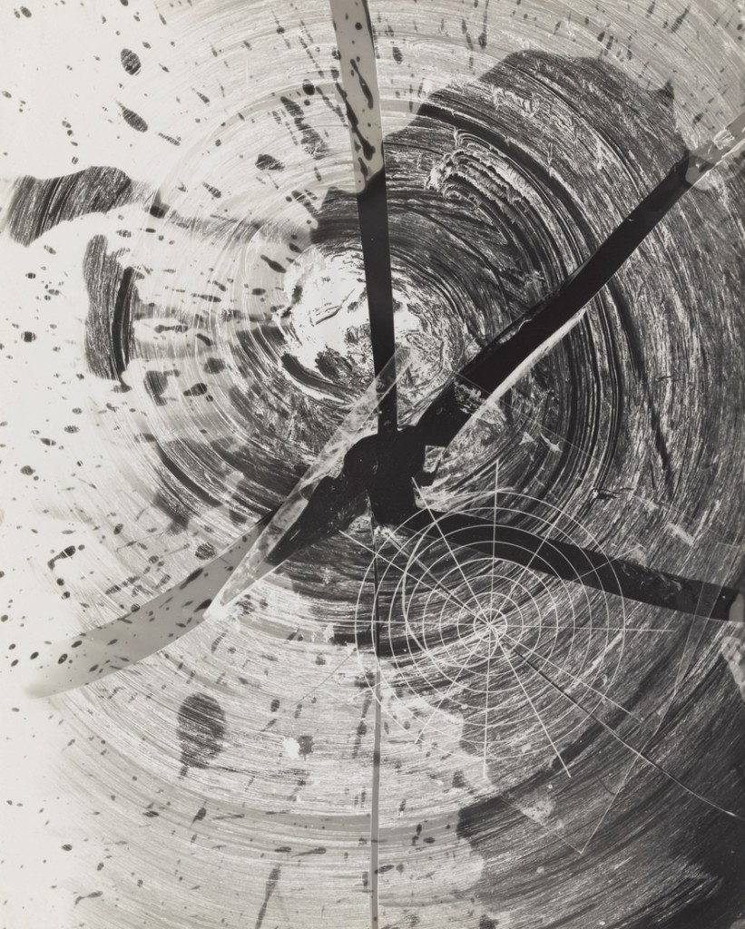 György Kepes, 1906-2001 Propeller c. 1939 -1940 Photograph, gelatin silver print on paper 350 x 283 mm © estate of György Kepes