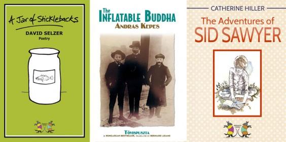 Armadillo Central books