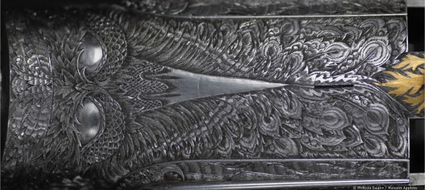 Malcolm Appleby Engraved Gun detail_wm