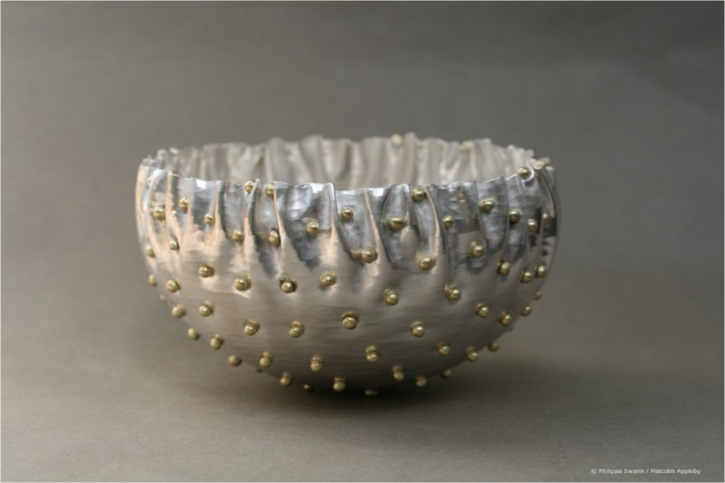 Malcolm Appleby Gold Bead Bowl_wm