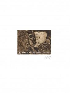 Café (brun) Available as an original, fine art print and card