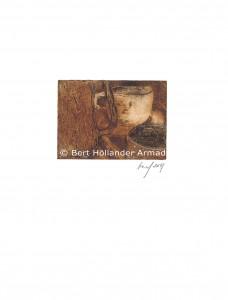 Café (roux) Available as an original, fine art print and card