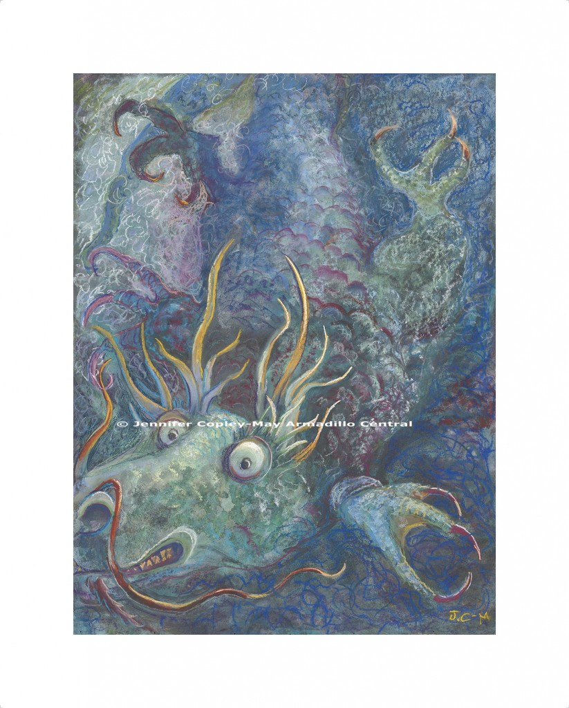 Dragon, fine art prints in 3 sizes: 580 x 440 mm, 600 x 503 mm, 398 x 319 mm. Original artwork also available upon enquiry.