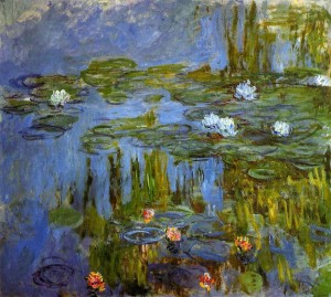 Claude Monet Water Lilies  © Portland Art Museum OR