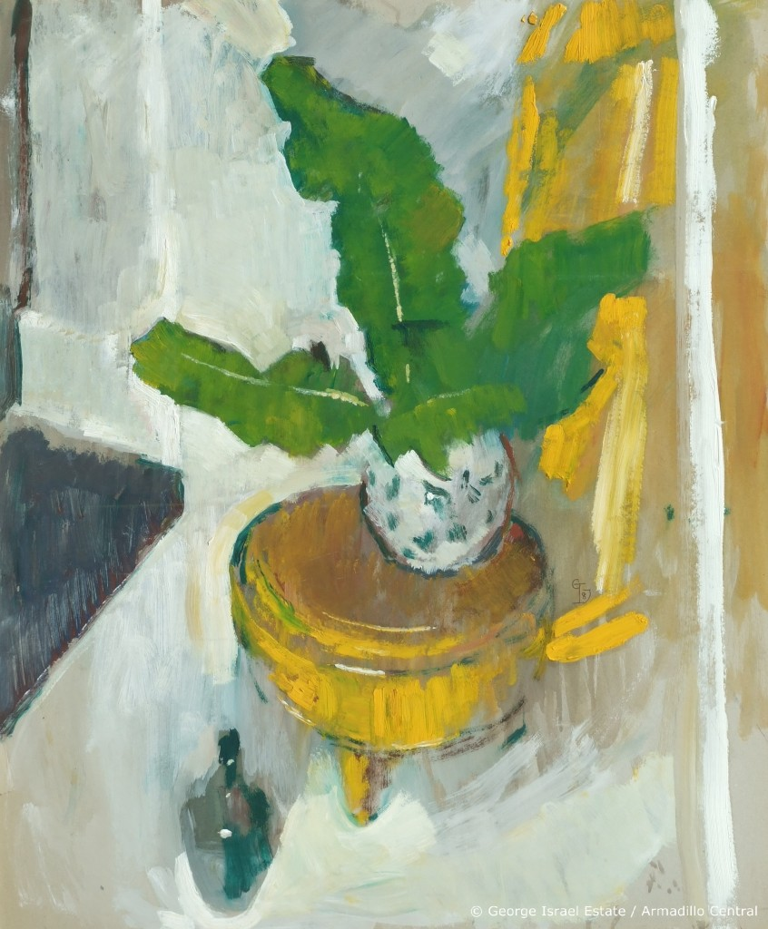 Still Life, George Israel, 1987 - SOLD