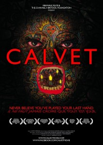 Calvet The Movie - poster du film