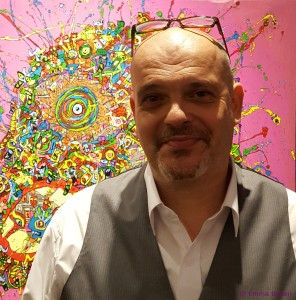 Jean-Marc Calvet, photo: Emma Boden