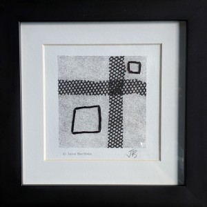 Jane Barthès framed Monoprint F#1_wm