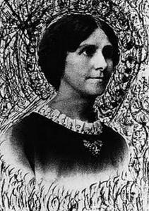 Madge Gill Portrait