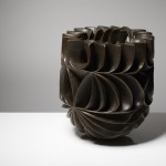Halima Cassell, Acappella, Bronze, 33 x 29 cms, Joanna Bird Contemporary Collections, photo: courtesy of the artist